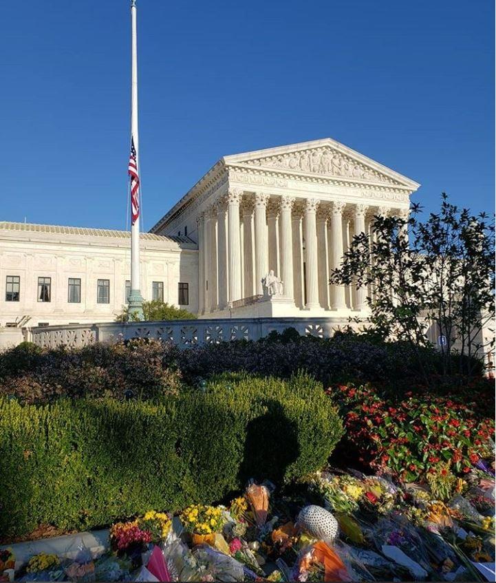 Trump incontra la favorita per la Corte Suprema |  aumenta lo scontro con i democratici