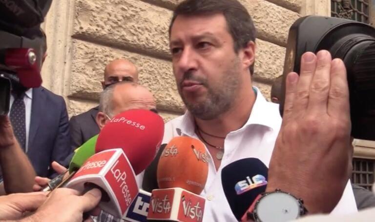 La giravolta di Salvini che dice che accusano la Lega di aver perso perché ha vinto poco