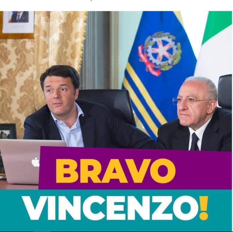 Flop di Italia Viva    sui social scherzi e battute su Renzi e compagni