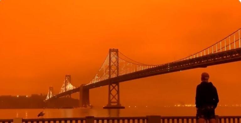 Emergenza incendi nel Nord della California: 3 morti e migliaia di sfollati nelle contee di Napa e Sonoma [FOTO]