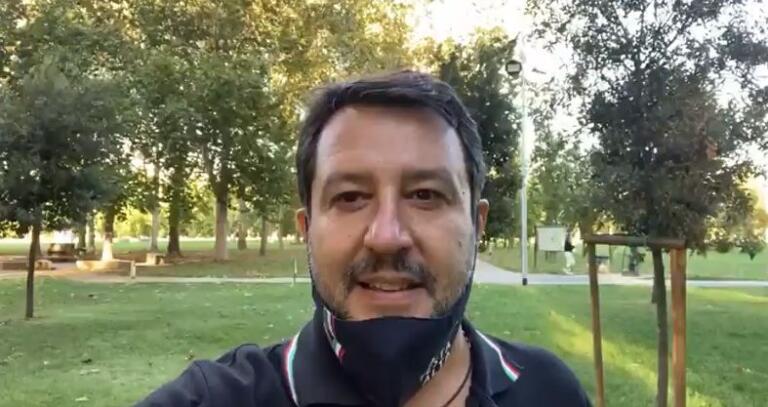Salvini critica Tridico per l'aumento di stipendio, ma l'iter sarebbe partito con il governo giallo verde