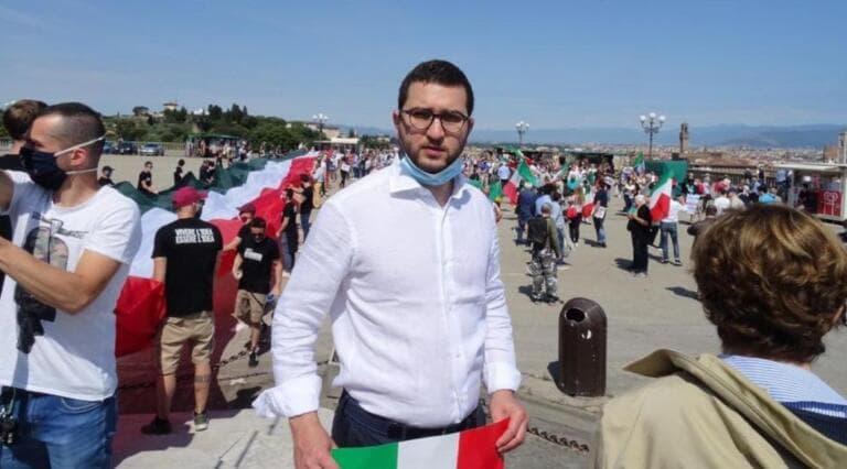 Firenze, la Lega prende le distanze dal consigliere del partito beccato in scooter positivo all'alcol test
