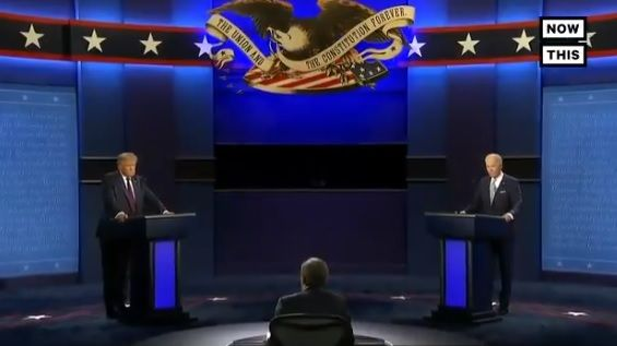 Secondo il sondaggio della CNN il 60% dei votanti pensa che il dibattito lo abbia vinto Biden