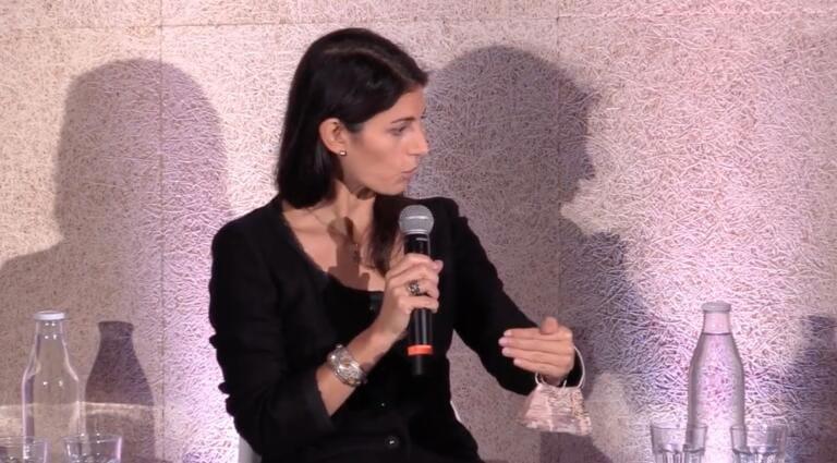 Virginia Raggi dice sì alla candidatura di Roma per l'Expo 2030