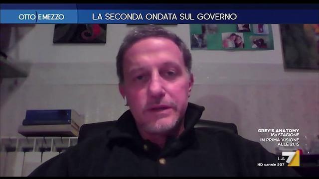 Massimo Giannini torna a casa. Ed è una bella notizia