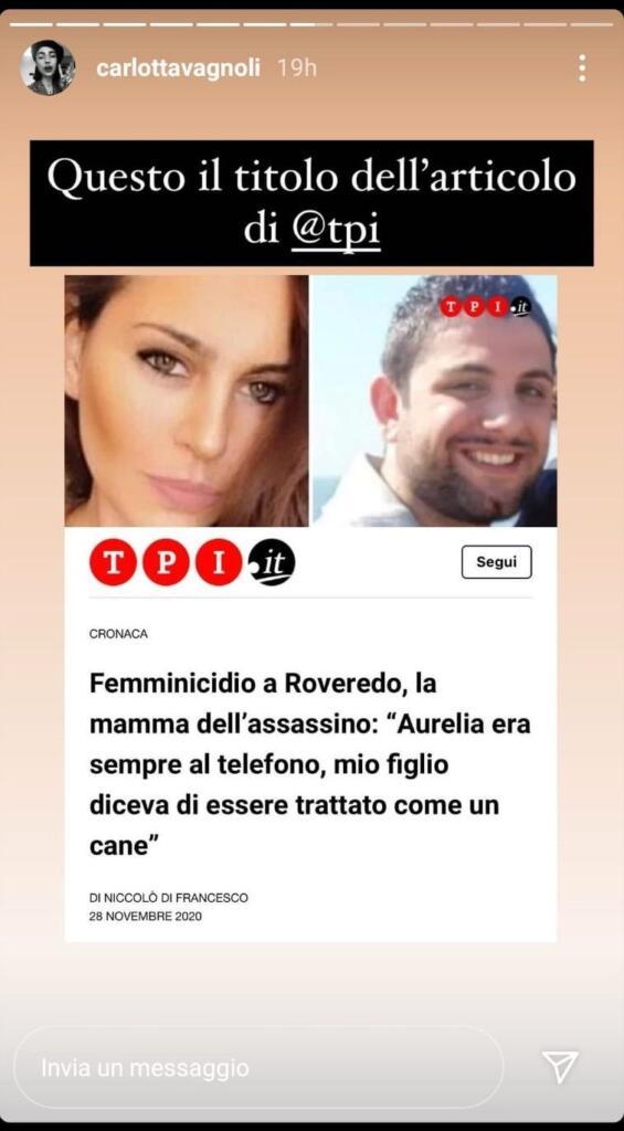 femminicidio roveredo