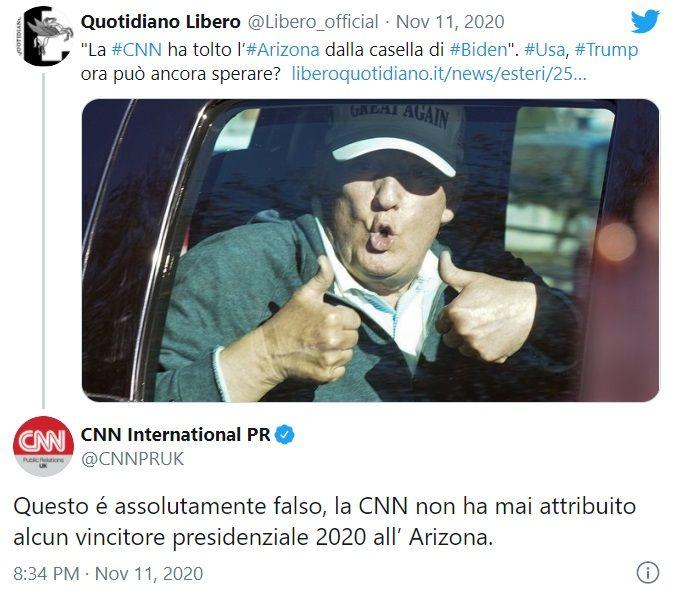 libero cnn