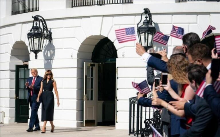 Fughe e vendette, la CNN racconta gli ultimi giorni di Trump alla Casa Bianca