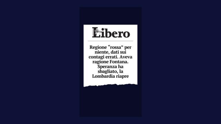 Caso Lombardia, la rabbia di Galli: