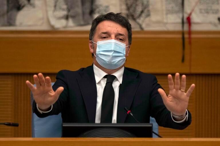 Renzi sparisce dai social, ma nella sua Enews dice che «non è Italia Viva ad aver aperto una crisi»