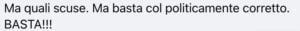 Scuse molisana insulti Facebook 4