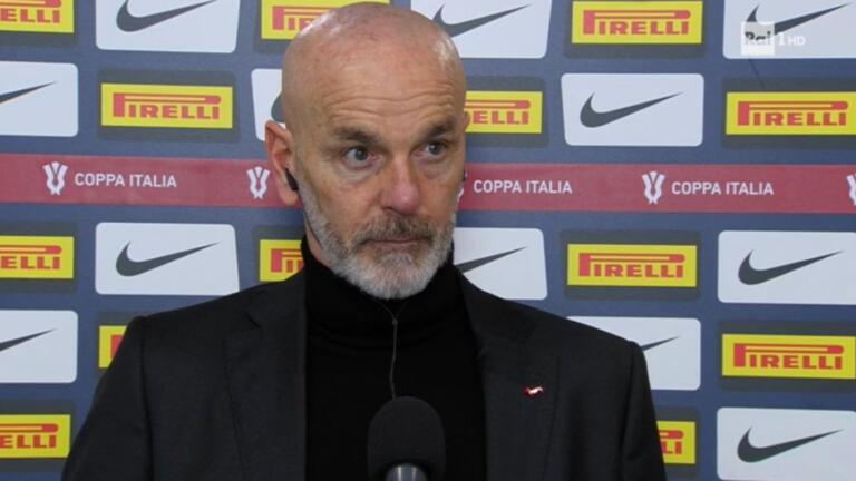 Quel «se non siete capaci di farlo non lo fate» sfuggito a Pioli dopo Inter Milan