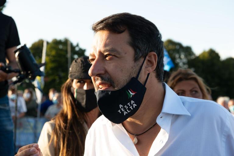 I 4 secondi radiofonici che dimostrano come Salvini non abbia capito nulla della pandemia