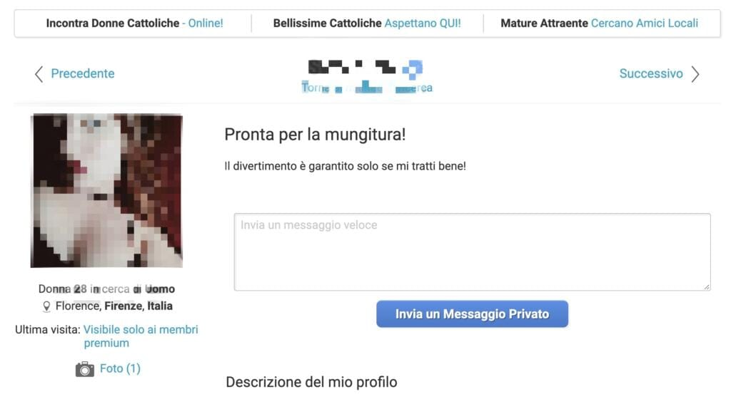 Chat Cattolica
