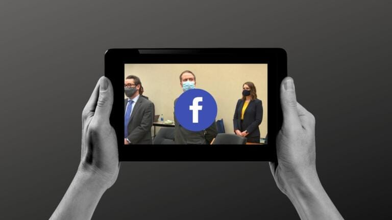 Il verdetto è giunto ma su Facebook circolano ancora falsità sull'omicidio di George Floyd