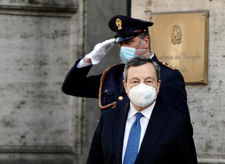 I 48,6 miliardi di Draghi per la digitalizzazione dell'Italia