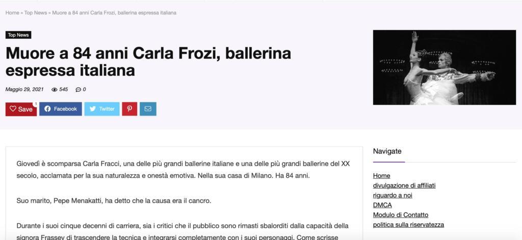 Carla Frozi