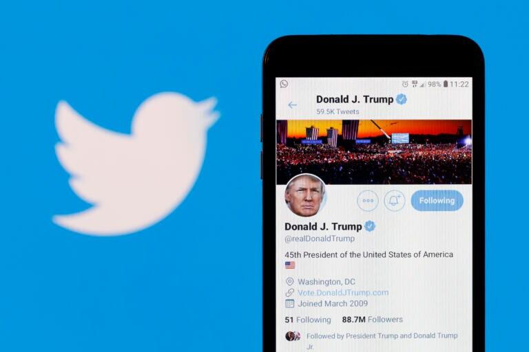 Usa, Twitter blocca i profili accusati di aggirare il bando a Trump