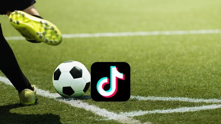 L'iniziativa di TikTok per eliminare l'odio dal mondo del calcio