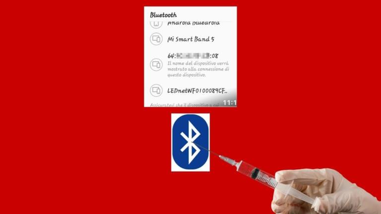 """I complottisti che vanno a caccia di reti Bluetooth """"prodotte"""" dai vaccinati"""