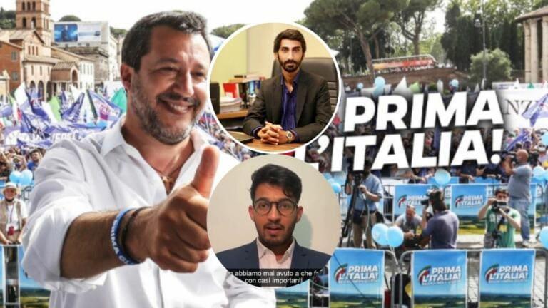 La Lega cita sui social il vicepresidente dei giovani pakistani italiani pubblicando la foto di un altro pakistano
