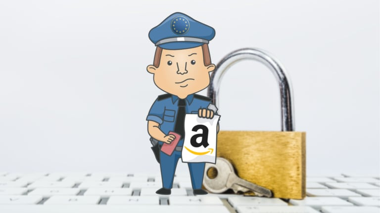 Multa salata ad Amazon per aver violato la normativa della privacy in UE