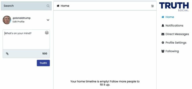 Mastodon valuta azioni contro il social di Trump: sarebbe una copia che viola la licenza