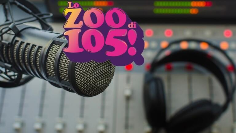 247 parolacce in quattro ore di diretta: l'Agcom multa lo Zoo di 105