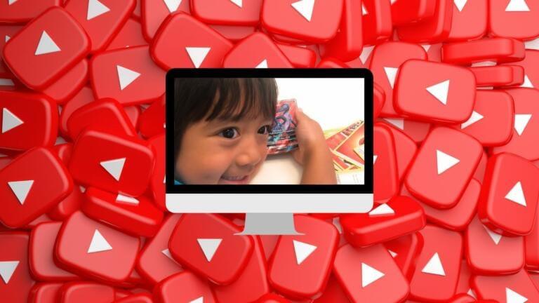 La nuova politica di monetizzazione di Youtube Kids potrebbe colpire i video di unboxing dei bambini