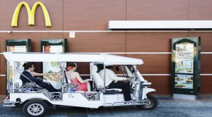 Mc wedding, le nozze al Mc Donald's