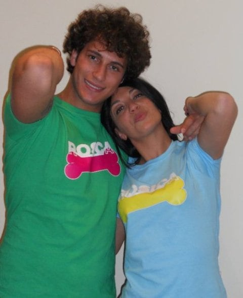 Pietro Titone ed Alessandra Correale