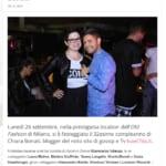 Secret Style Magazine, ottobre 2016