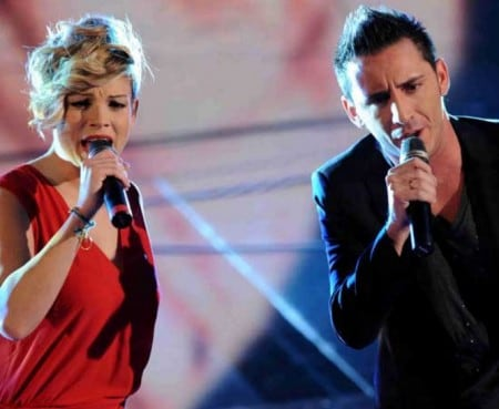 Emma Marrone e Francesco Silvestre