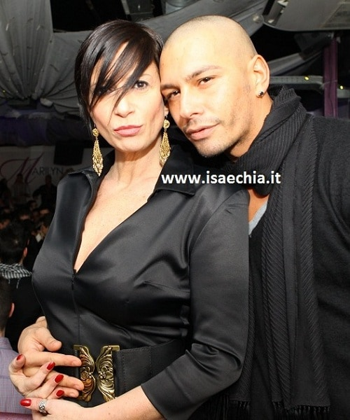 Barbara Barbieri e Cristiano Angelucci