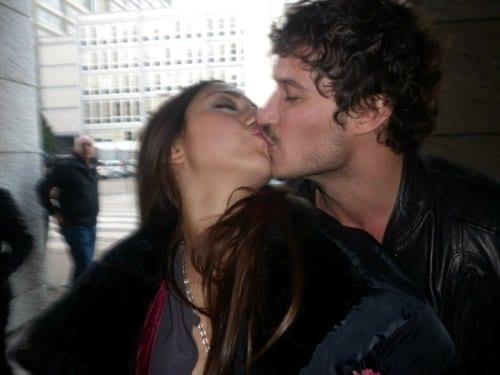 Francesca Giaccari e Matteo Casnici