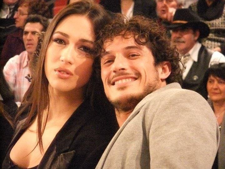 Matteo Casnici e Francesca Giaccari