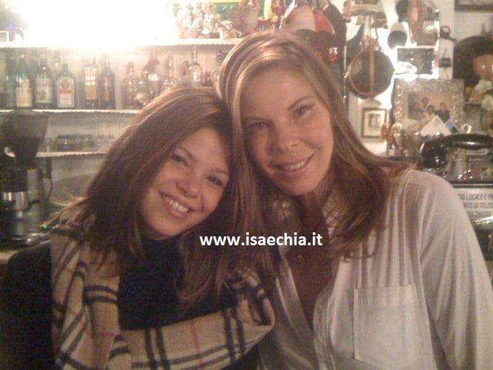 Nicole e Rossella Facchinetti