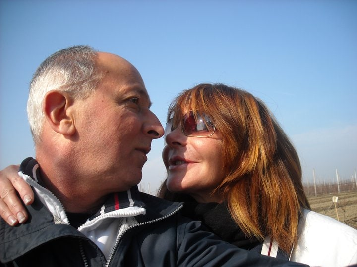 Renzo Gurioli e Valeria