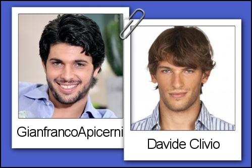 Somiglianza tra Gianfranco Apicerni e Davide Clivio