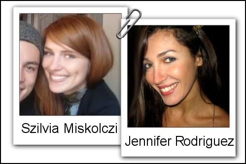 Somiglianza tra Szilvia Miskolczi e Jennipher Rodriguez