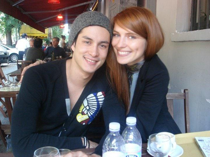 Szilvia Miskolczi e Andrea Cocco