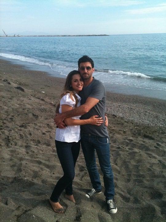 Ferdinando Giordano ed Angelica Livraghi