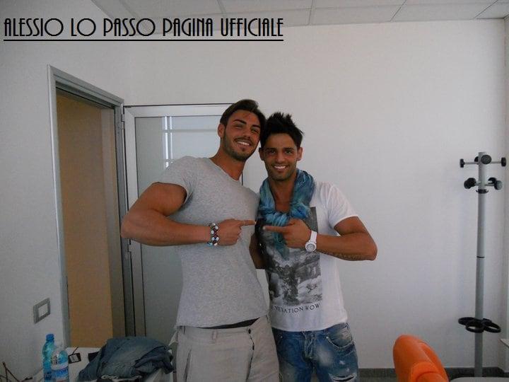 Alessio Lo Passo e Francesco Monte