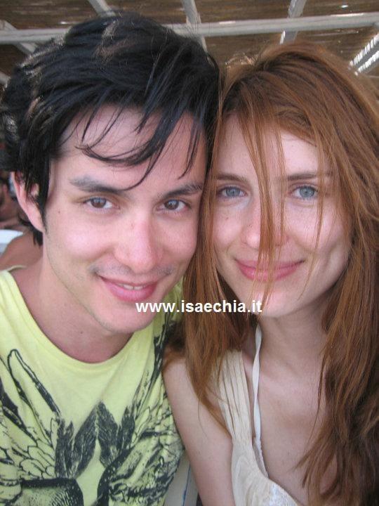 Andrea Cocco e Szilvia Miskolczi