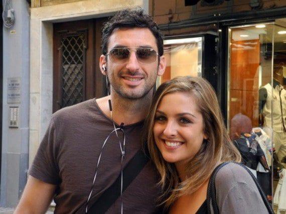 Angelica Livraghi e Ferdinando Giordano