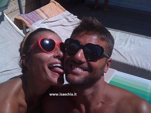 Antonella Zampaletta e Marco Meloni