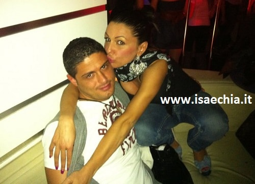 Federico Del Mastro e Pamela Compagnucci