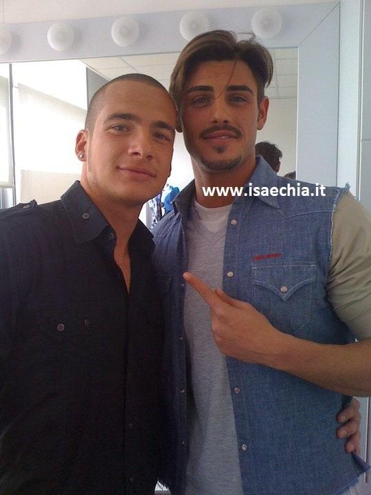 Francesco Monte e Mattia Mayol