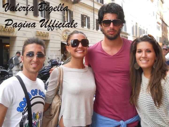 Gianfranco Apicerni e Valeria Bigella