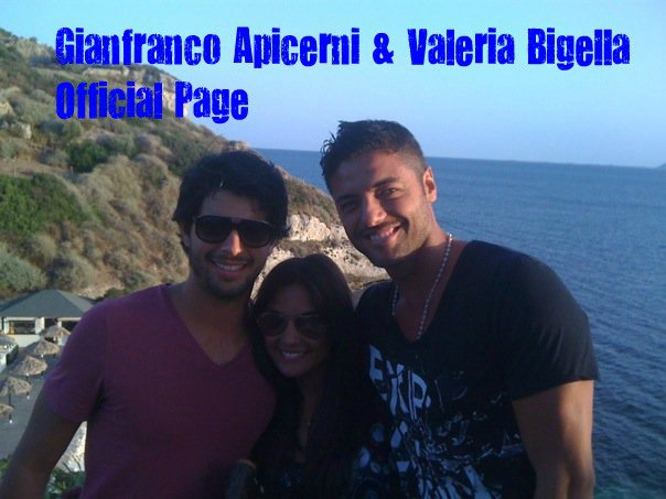 Gianfranco Apicerni,Valeria Bigella e Marco Meloni